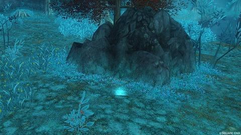 ドラクエ10ガウシア樹海デモニウム鉱石