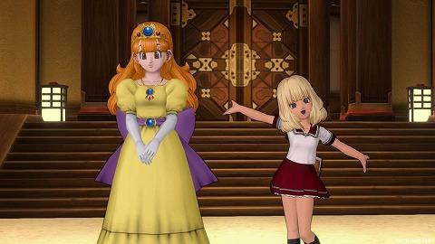 ドラクエ10ローラ姫