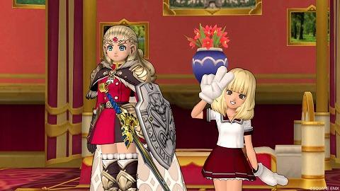 ドラクエ10勇者姫アンルシア大勇者の天衣