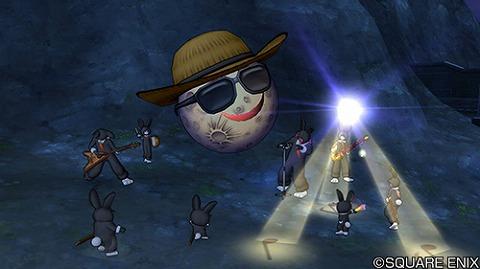 ドラクエ10カムバックお月様!2