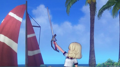 ドラクエ10戦姫のレイピア