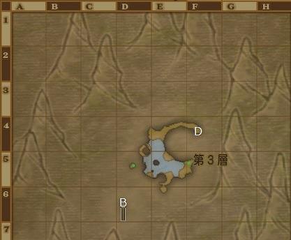 ドラクエ10未完のドラクロン山地中層宝箱