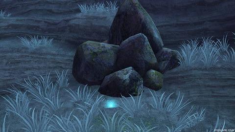 ドラクエ10銀の森アステライト鉱石
