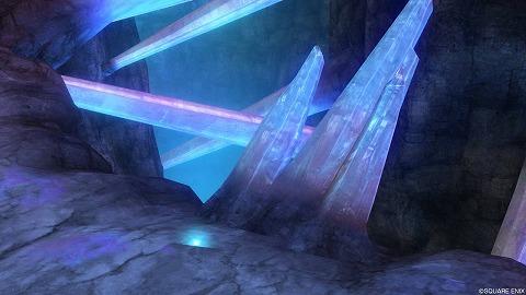 ドラクエ10魔ルクスガルン大空洞暗夜の魔石