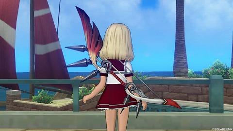 ドラクエ10緋赤鳥の弓