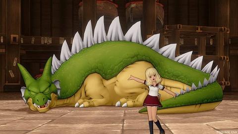 ドラクエ10ドラゴン