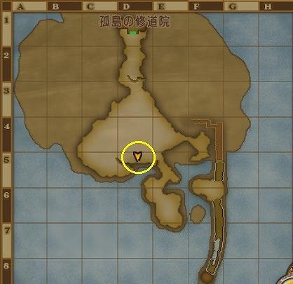 ドラクエ10記憶のマデ島