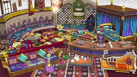 ドラクエ10ファラザード家具