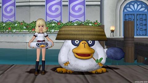 ドラクエ10旅の覇者モンジ